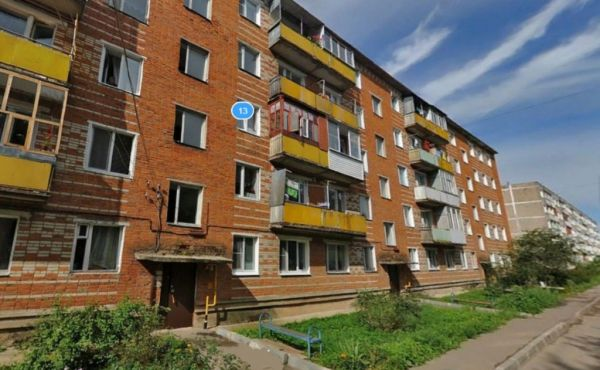 Продается квартира в Волоколамске на ул.Свободы д.13